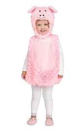 Детский костюм крошки Поросенка
