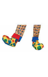 Имитация ботинок клоуна