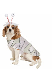 Костюм мумии для собаки