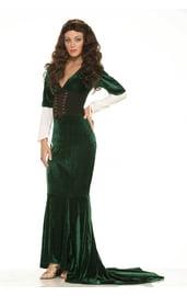 Платье Средневековой красавицы