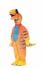 Детский костюм динозавра Рекса