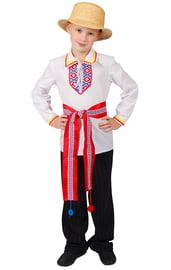 Детский костюм белорусского мальчика