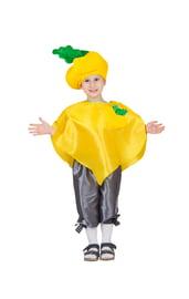 Детский костюм желтой Репки