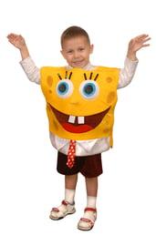 Детский костюм Губки Боба