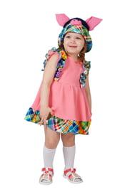 Детский костюм поросенка Маши