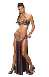 Взрослый костюм Принцессы Леи