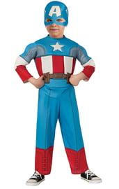 Костюм малыша Капитана Америки