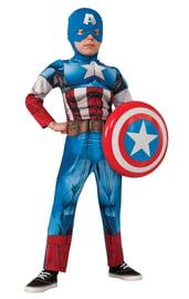 Детский костюм Marvel Капитана Америки
