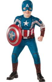 Костюм маленького Капитана Америки