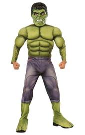 Детский костюм Халка с мускулами