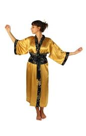 Взрослый костюм Золотой Японки