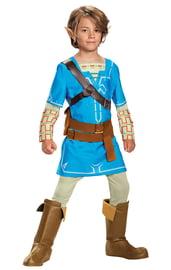 Детский костюм Линка из видеоигры