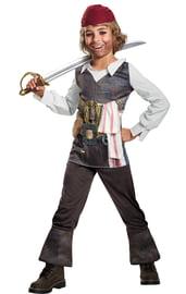 Детский костюм пирата Джека из фильма