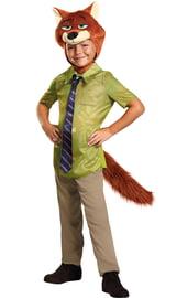 Детский костюм Лиса Ника из Зверополиса