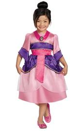 Детский костюм Мулан из мультфильма