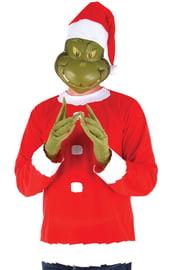 Взрослый костюм Рождественского Гринча