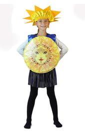 Детский костюм Солнца