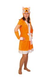 Взрослый костюм Рыжей Лисицы