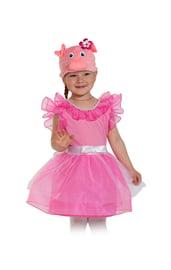 Детский костюм Свинки Балеринки