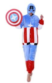 Кигуруми Капитан Америка