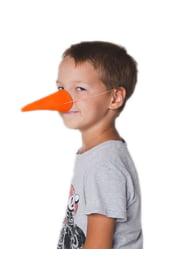 Нос Морковка для Снеговика