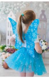 Детский костюм Снежинки с крыльями