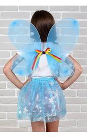Детский карнавальный набор Снежинка