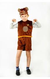 Карнавальный детский костюм медвежонка