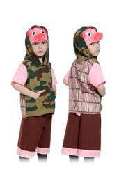 Карнавальный детский костюм поросенка