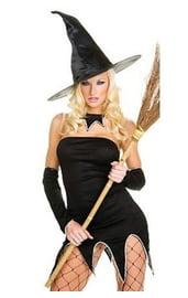 Костюм Ведьмы в черном