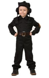 Детский костюм смелого Танкиста