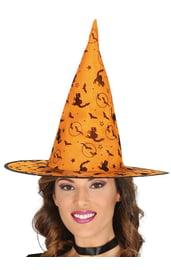 Шляпа ведьмы на Хеллоуин