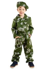 Детский костюм смелого Пограничника