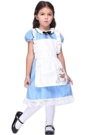 Костюм Алисы в стране чудес для девочек