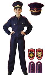 Детский костюм Полицейского мальчика