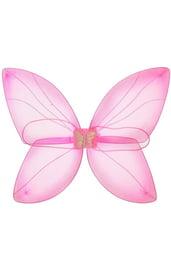Розовые детские крылья