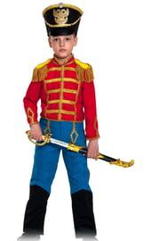 Детский замшевый костюм гусара
