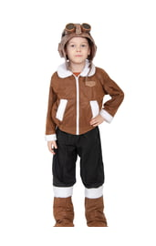 Детский костюм полярного летчика