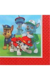 Бумажные салфетки Щенячий патруль 16 шт