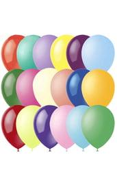 Разноцветные шары 100 шт