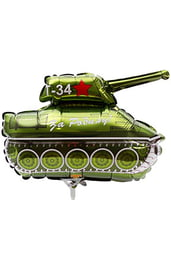 Воздушный шар Танк Т-34