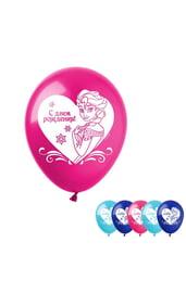 Воздушные шары 5 шт Холодное сердце