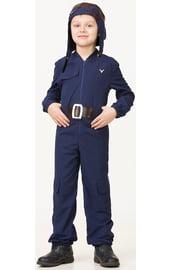 Детский карнавальный костюм пилота