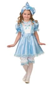 Детский костюм Доброй Мальвины