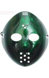 Зеленая маска Джейсона