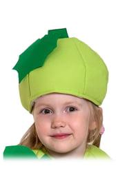 Детская шапка Кабачок