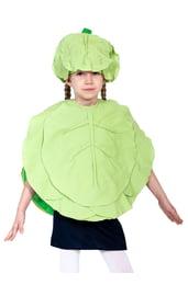 Карнавальный костюм Капусты