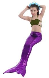 Фиолетовый хвост русалочки