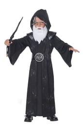 Детский костюм темного волшебника