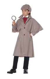 Детский костюм Шерлока Холмса